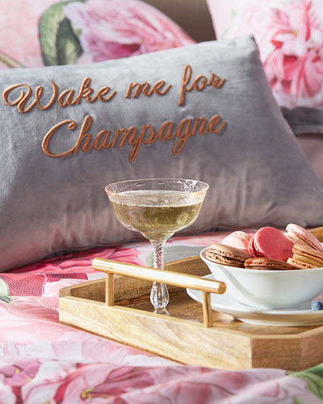 e1dcfcd73 Ted Baker London Wake Me For Champagne Pillow
