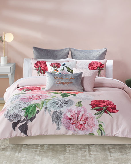 Palace Gardens King Comforter Set