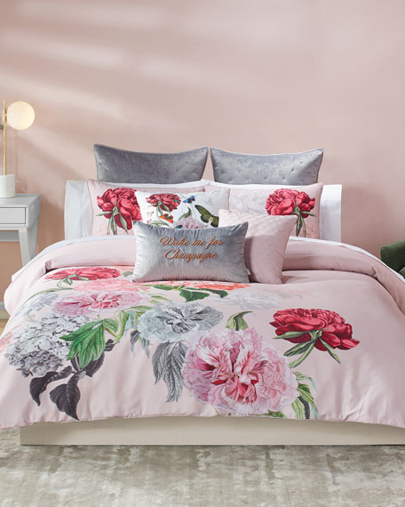 Palace Gardens Twin Comforter Set
