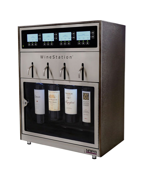 Wine Station Pristine Plus Exclusive Bundle