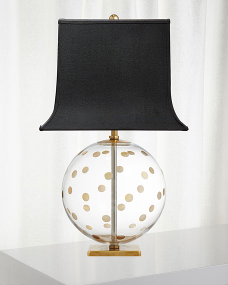 Pavillion Dot Globe Table Lamp
