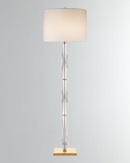 Castle Peak Narrow Floor Lamp