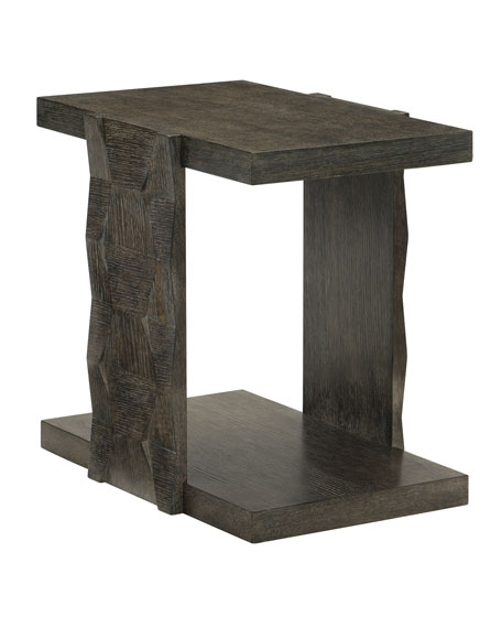 Linea Dimensional End Table