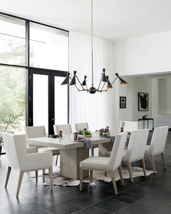 Swell Dining Room Tables Collections At Horchow Complete Home Design Collection Epsylindsey Bellcom