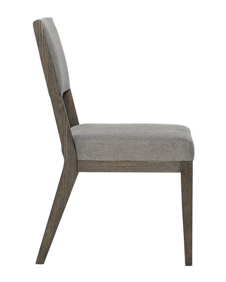 Linea Half Back Side Chair