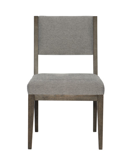 Bernhardt Linea Half Back Side Chair