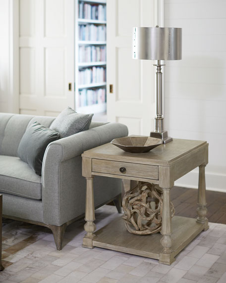 Bernhardt Santa Barbara End Table with Drawer