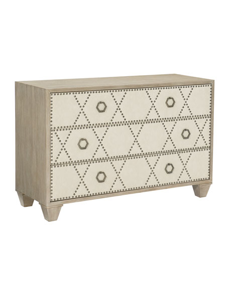 Santa Barbara 3-Drawer Chest