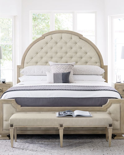 Admirable Beds Headboards At Horchow Interior Design Ideas Pimpapslepicentreinfo