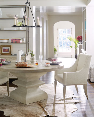 Santa Barbara Round Dining Table