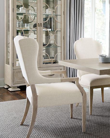 Bernhardt Santa Barbara Dining Arm Chair