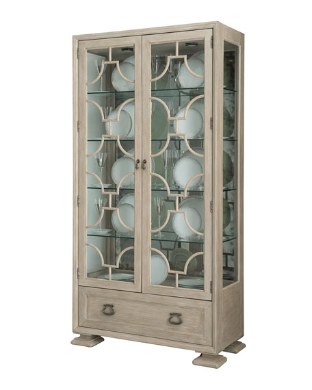 Santa Barbara Display Cabinet