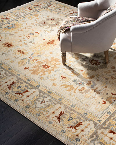 Claire Power-Loomed Rug, 10' x 13'