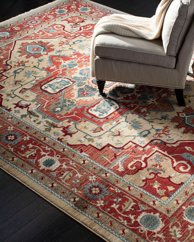 Quentin Power-Loomed Rug, 10' x 13'