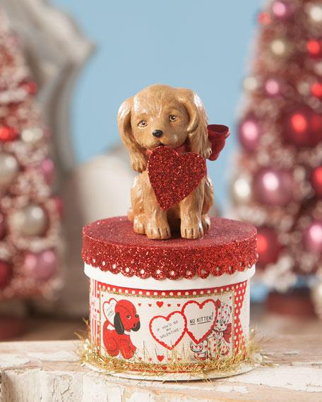 Puppy Love Valentine's Box