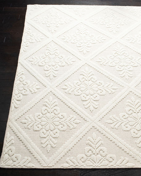 Wyatt Hand-Tufted Rug, 5' x 8'