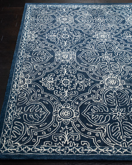 Etienne Hand-Tufted Rug, 4' x 6'