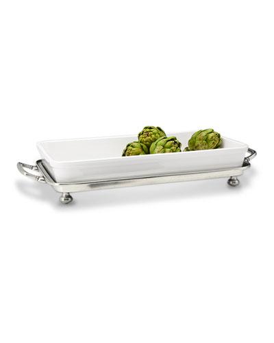 Convivio Baking Tray with Handles