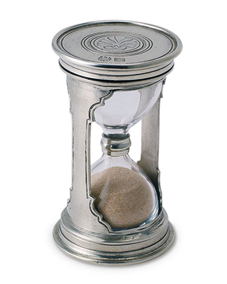 Small Round Hourglass