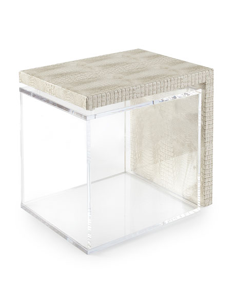 Florence Acrylic Side Table