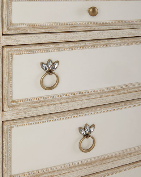 Genevieve 10-Drawer Dresser