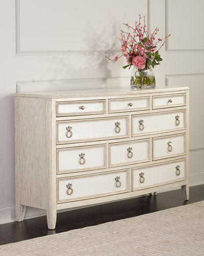 Genevieve 10-Drawer Dresser