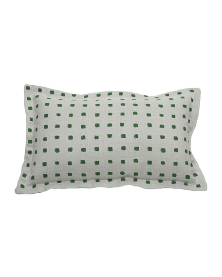 "Kuno Kelly Pillow, 14"" x 24"""