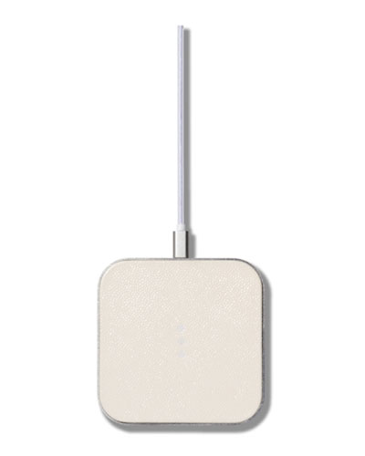 CATCH:1 Single Device Wireless Charger  Bone