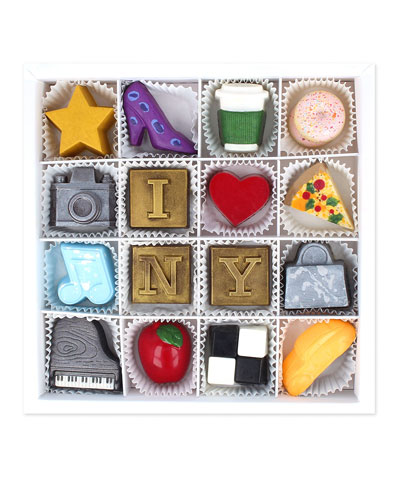 New York  New York Chocolate Gift Box