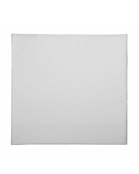 Baby Fitted Crib Sheet, White