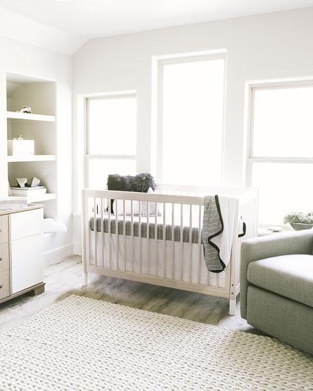 Jersey Standard Crib Sheet