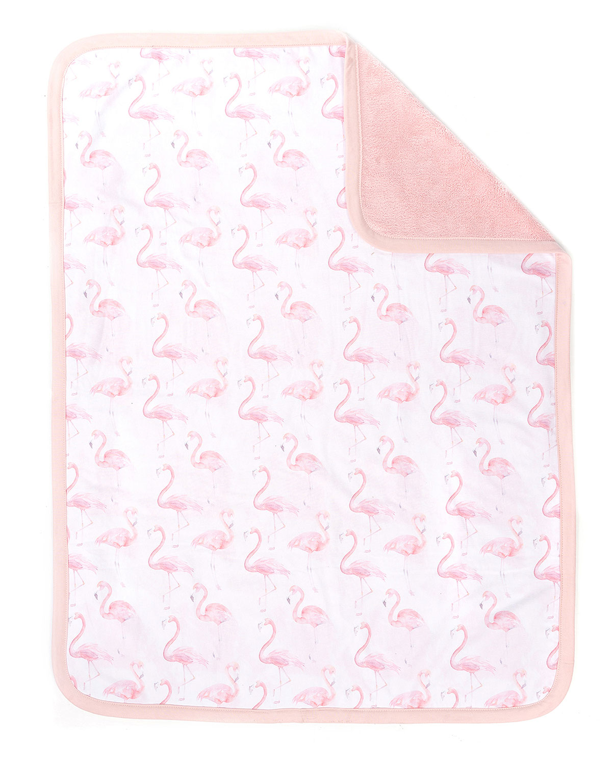 Oilo Studio Flamingo Cuddle Blanket Amp Star Pillow Set