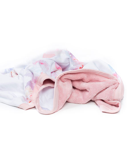 Prim Jersey Cuddle Blanket