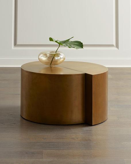 Callie Semi Circle Coffee Table