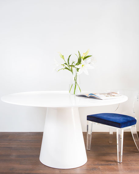 Amity Round Dining Table