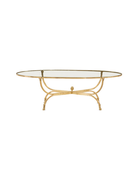 Golden Fleece Coffee Table