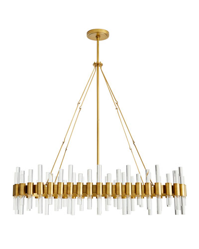 Haskell Oval Chandelier