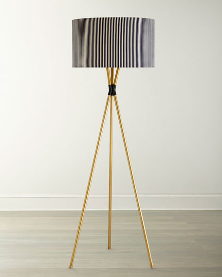 Arteriors Quade Floor Lamp