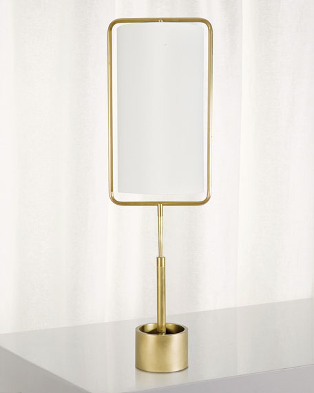 Geo Rectangle Table Lamp