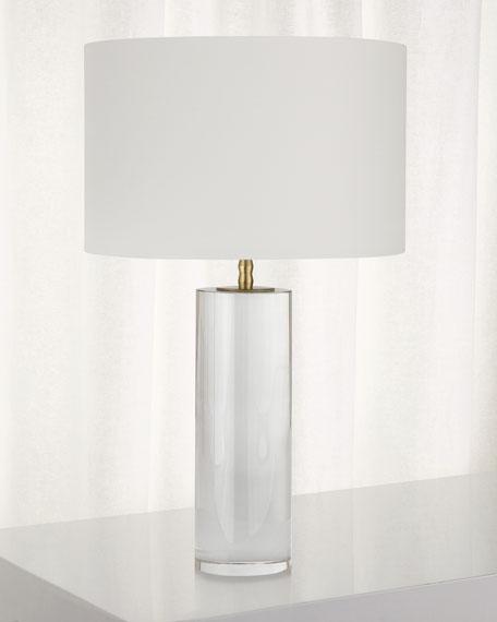Juliette Large Crystal Table Lamp