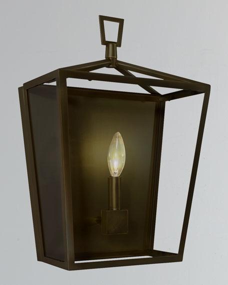 Camden Lantern Sconce