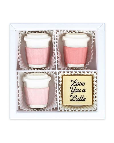 Chocolate Lattes Gift Box