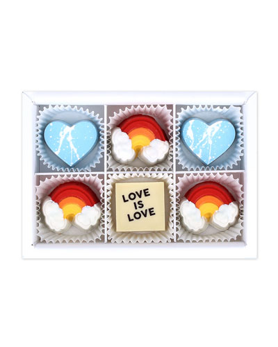 Love is Love Chocolate Gift Box