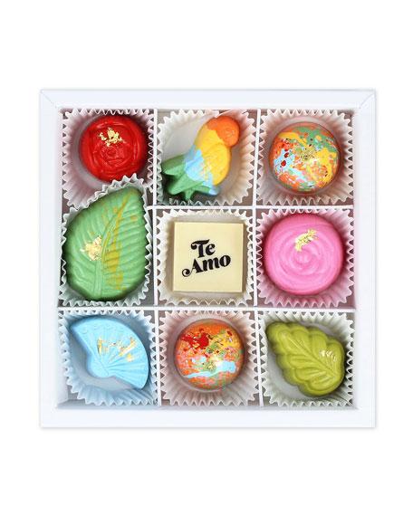 Te Amo Chocolate Gift Box