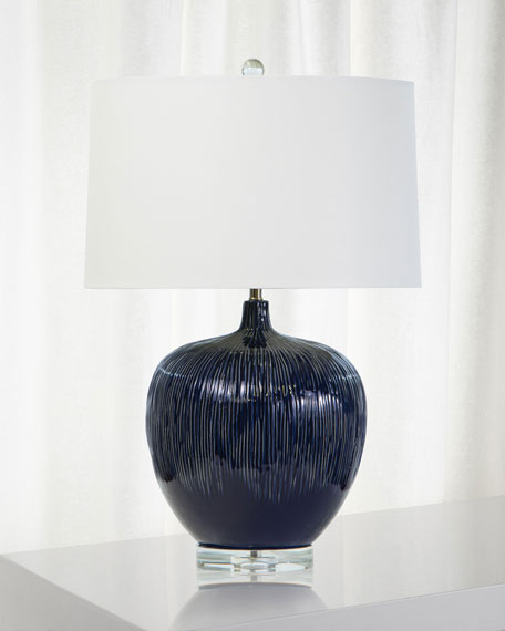 Wisteria Ceramic Table Lamp
