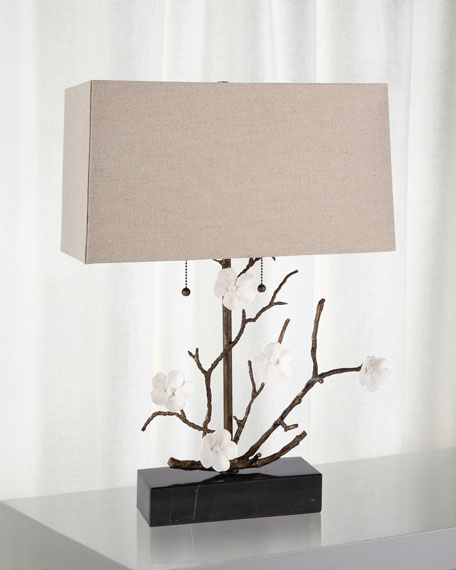 Regina Andrew Design Cherise Horizontal Table Lamp