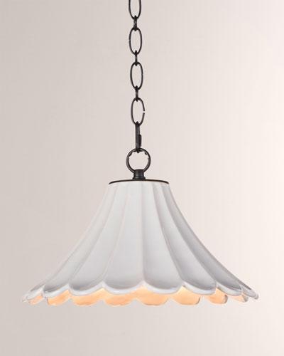Cally Ceramic Small Lighting Pendant