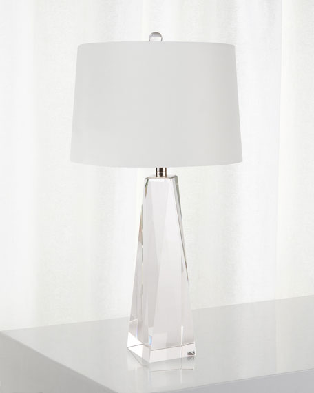 Regina Andrew Design Angelica Crystal Small Table Lamp