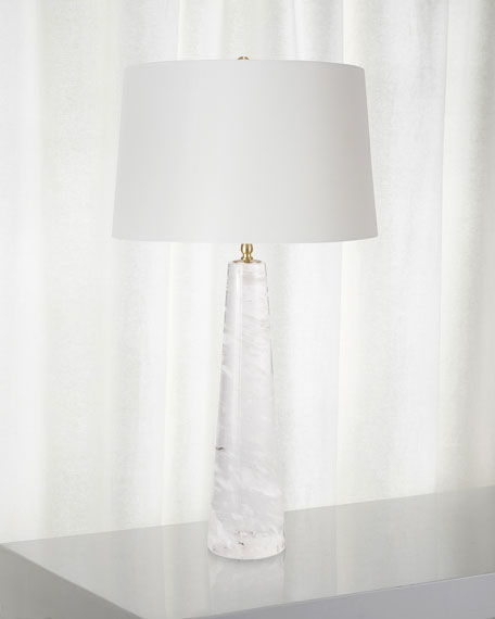 Odessa Crystal Large Table Lamp