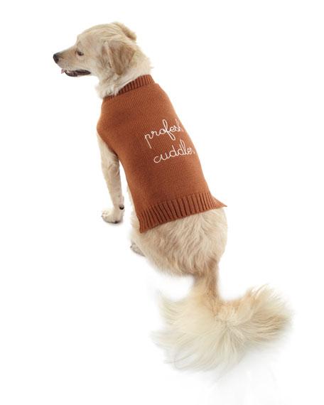 """""""Profesh Cuddler"""" Dog Sweater"""